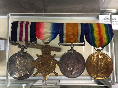 Albert Smith's Medals